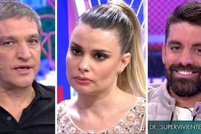 Las pruebas definitivas de cómo nos han tomado el pelo María Lapiedra y Gustavo González