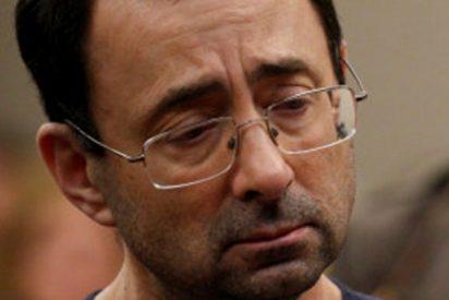 """La jueza, a Larry Nassar: """"Le condeno a 175 años de cárcel. He firmado su sentencia de muerte"""""""