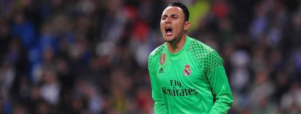 Keylor Navas se 'va de la lengua' y le revienta un fichaje a Florentino Pérez para el Madrid