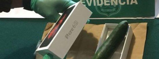 Compra un iPhone 6s por internet y lo que recibe en casa es un pepino