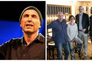 Donde las dan, las toman: piden boicotear el 'pijo bar' de los 'oprimidos' separatistas Lluís Llach y Toni Bassas