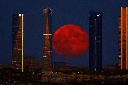 ¿Dónde se verá la superluna azul de sangre del 31 de enero?