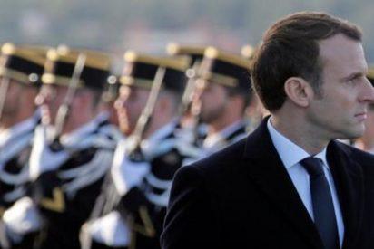 """Luis Ventoso: """"La mili de Macron será más bien una acampada de los Boy Scouts"""""""