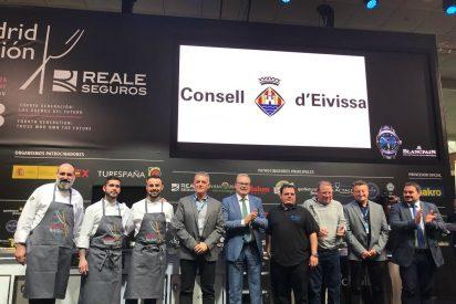 Ibiza muestra su gastronomía en Madrid Fusión