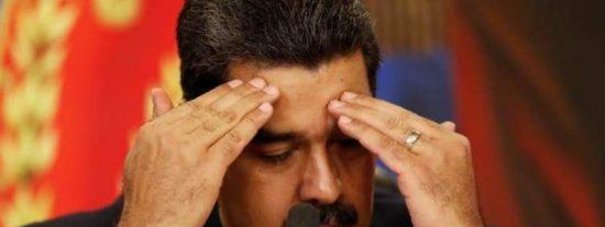 El tirano Maduro acusa a la Agencia EFE de hacer campaña contra Venezuela