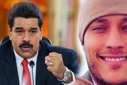 El cruel dictador Maduro enterró el cuerpo de Óscar Pérez y solo permitió la presencia de dos familiares