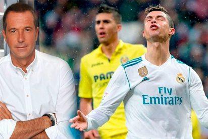 Manu Carreño 'amenaza' a Cristiano Ronaldo