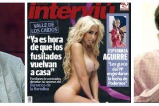 Homenaje a 'Interviú': coqueteos con Batasuna, masajes al PSOE y los 'progres' que presumían de los desnudos