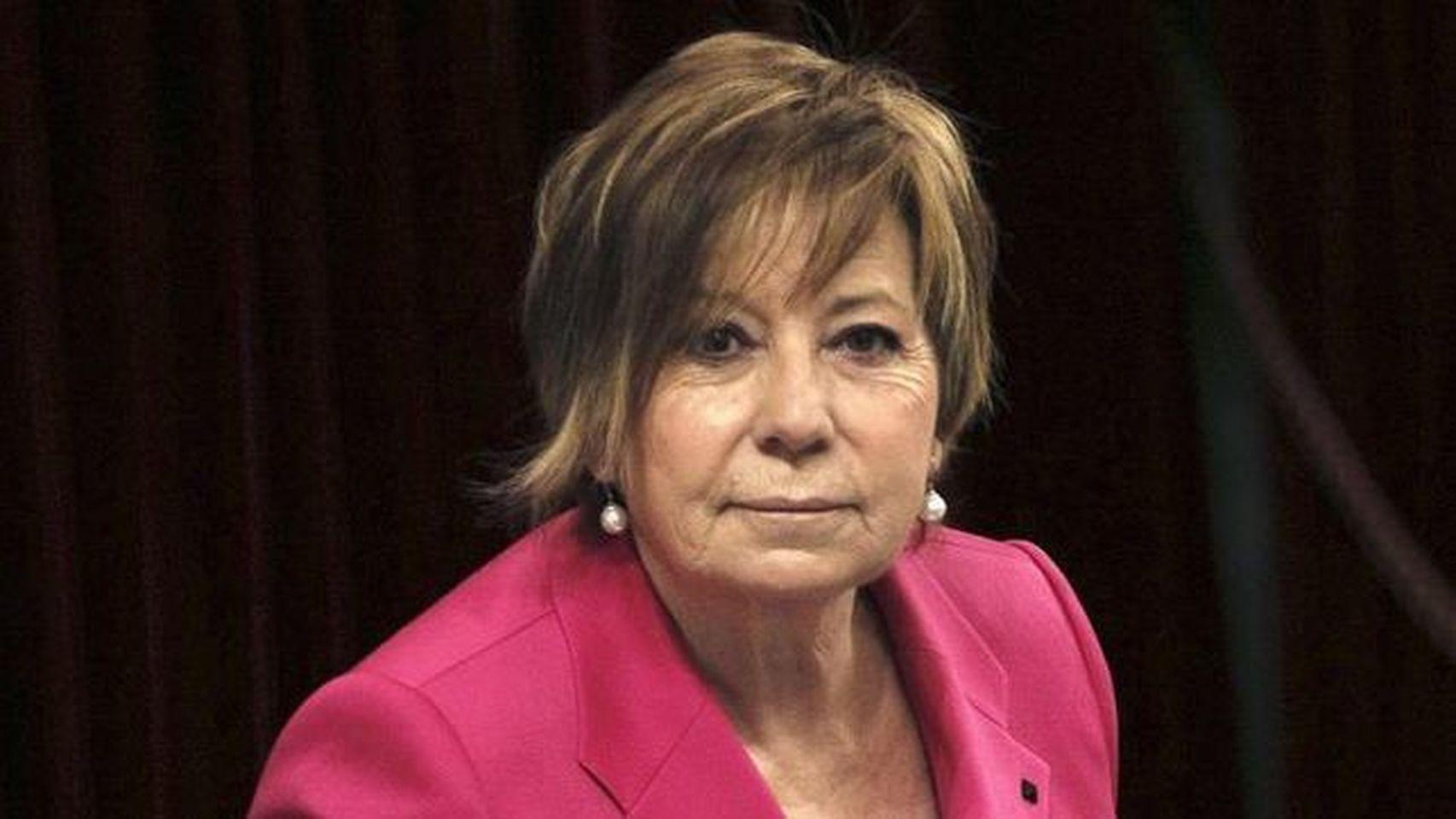 La veterana Celia Villalobos cobra 4.300 brutos de nómina y 1.842 euros, libres de impuestos para gastos