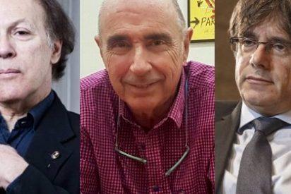 """Apasionado alegato de Javier Marías en defensa de la UE y contra el """"comisario político"""" Lluis Llach y el prófugo Puigdemont"""