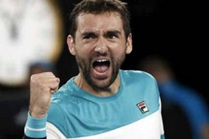 El asqueroso gesto de Marin Cilic tras el abandono por lesión de Rafael Nadal