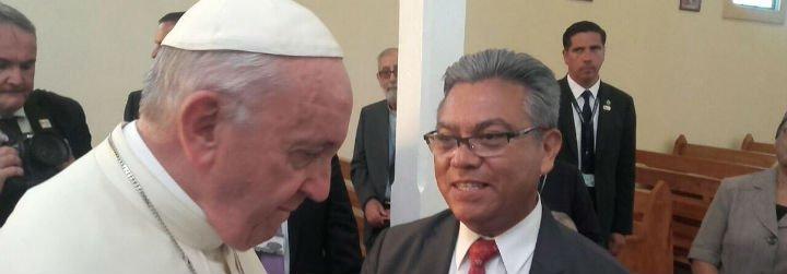 """Las víctimas de Pinochet, al Papa: """"En sus manos dejo la esperanza de encontrar a nuestros desaparecidos"""""""