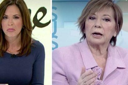 El tremendo golpe de Mamen Mendizábal a Celia Villalobos que le quitará las ganas de volver a hablar en TV
