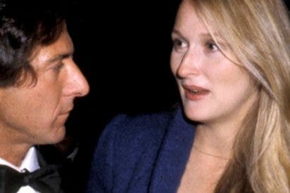 "Meryl Streep: ""Dustin Hoffman me abofeteó en un rodaje"""