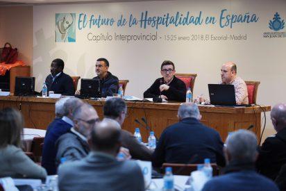 """La Orden Hospitalaria de San Juan de Dios busca tomar """"decisiones audaces"""""""