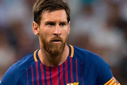 Leo Messi impone una cláusula al Barça por la que se marchará en caso de independencia