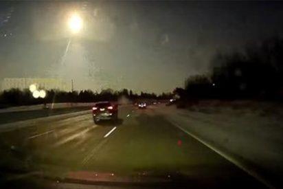 Un meteorito impacta en Míchigan provocando un terremoto