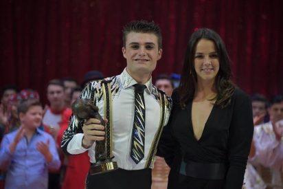 Un malabarista español, galardonado en el Festival Internacional de Circo de Montecarlo