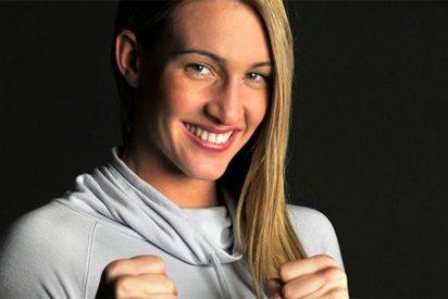 Mikaela Mayer, la modelo y boxeadora más mediática e imán para las marcas