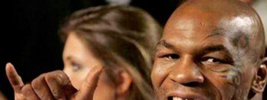 Mike Tyson esa ahora el 'rey de la marihuana'