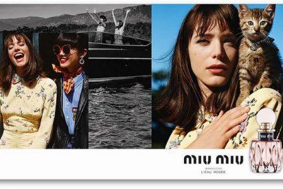 Miu Miu L'Eau Rosée, la nueva fragancia de Miu Miu