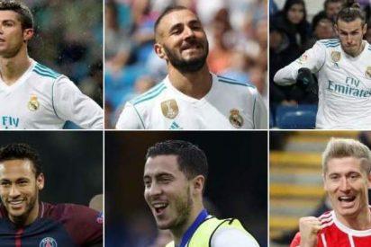 El Real Madrid se ha hartado y ya negocia para vender a toda la BBC
