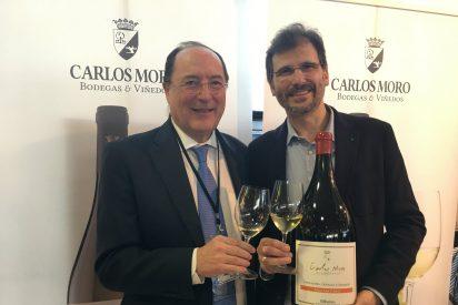 Carlos Moro presenta en Madrid Fusión su primer vino de la D.O. Ribeiro: Finca San Cibrao