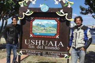 En moto por Sudamérica: la fascinante aventura de un motero en busca del Che