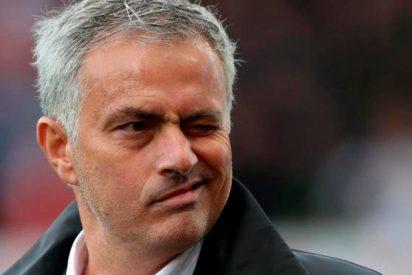 Mourinho quiere largarse de El United a final de temporada