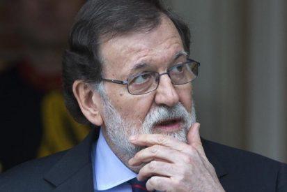 """Mariano Rajoy: """"Un señor fugado de la justicia no puede ser presidente de nada"""""""