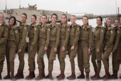 Un puñado de mujeres para defender un Pais