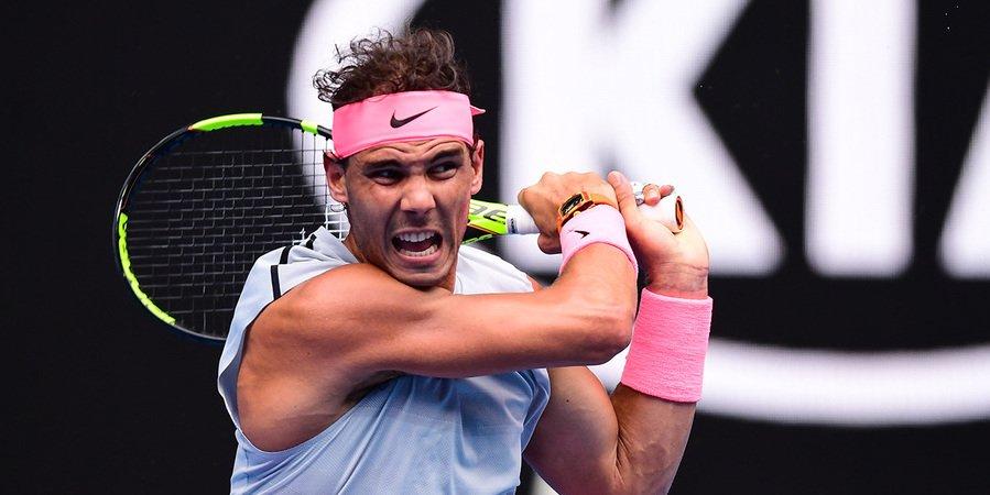 El titán Nadal no puede contra Cilic y abandona por lesión en los cuartos de Australia