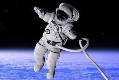 La ingravidez hace subir la temperatura corporal de los astronautas hasta 40 grados