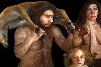 La evolución de los neandertales no fue lineal sino en mosaico