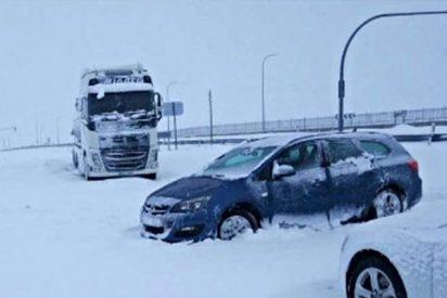 FACUA llevará a los tribunales a la concesionaria de la AP-6 por el caos de la nevada