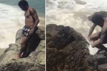Neymar hizo esta temeridad durante sus vacaciones en Brasil