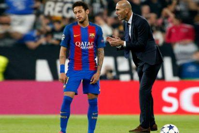 Neymar mete a Zidane en una pelea con Florentino Pérez