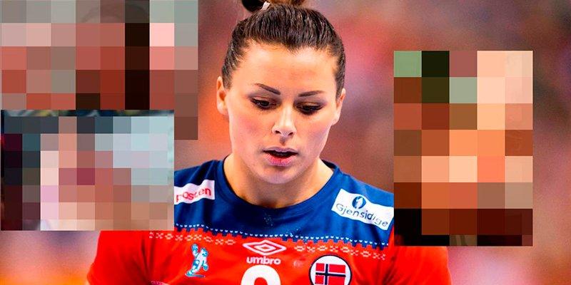 Las Fotos Desnuda De La Jugadora Nora Mork Revolucionan El Europeo