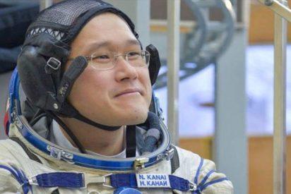 El astronauta Norishige Kanai creció dos centímetros en el espacio
