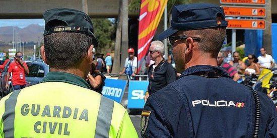 El Gobierno de España hace por fin justicia y equiparará los salarios de policías y guardias civiles con los de Mossos