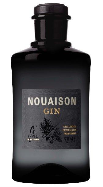 En el marco de su décimo aniversario, G'VINE revela su nueva ginebra Nouaison Gin