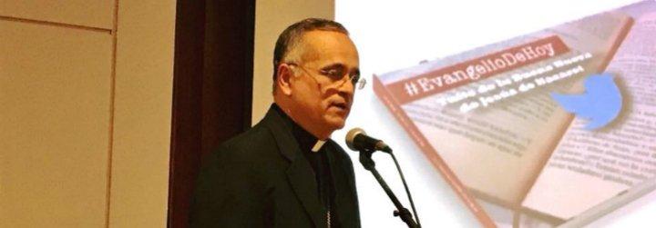 ''#EvangelioDeHoy', nuevo libro de monseñor Silvio Báez