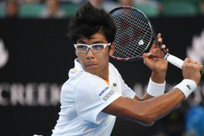 El maestro Djokovic apeado en 3 sets del Open de Australia por el coreano Chung