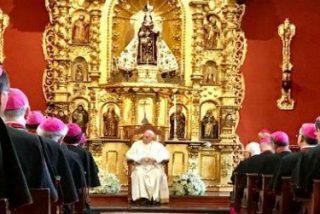 """Francisco: """"El diaconado permanente es una de las cosas que tenemos que pensar en serio"""""""