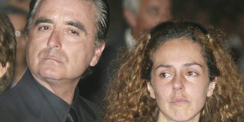 Ortega Cano pega un tirón de orejas a Rocío Carrasco que la deja tiritando