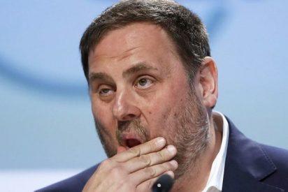 El Tribunal Supremo no autoriza a Junqueras y sus compinches ir a los plenos del Parlament catalan