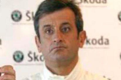 Operado de urgencia el copiloto Luis Moya, tras sufrir tres aneurismas cerebrales