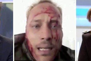 El podemita Cintora se pone de los nervios defendiendo al dictador Maduro y su caza brutal al expolicía Óscar López