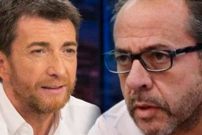 El inquietante encuentro de Pablo Motos con 'El Bigotes' en una ducha