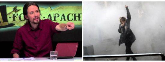 Pablo, estamos esperando que hagas un Fort Apache sobre las protestas en Irán y los sátrapas que te financian
